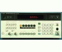 HP/AGILENT 8901B/1 MODULATION ANALYZER, 0.15-1300 MHZ., OPT. 1